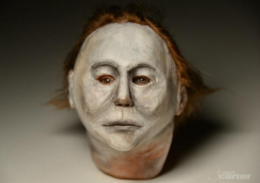 Michael Myers Christmas ornament by Kohllewis on DeviantArt
