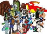 Super Mega Fan Art Extravaganza