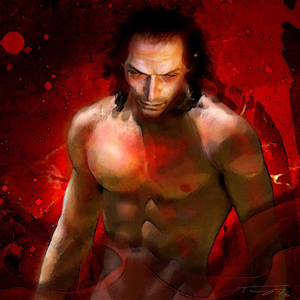 A Heart of Red by Fireskin