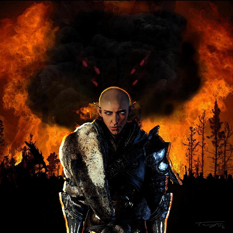 Dread Wolf by Fireskin