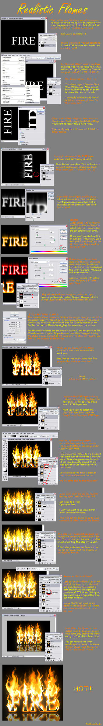 Fire Tutorial by MadMouseMedia
