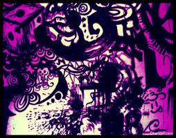 Grafitti by franmadcow