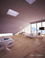 Concrete  House by aspa1984
