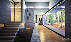 The Forest Residence..