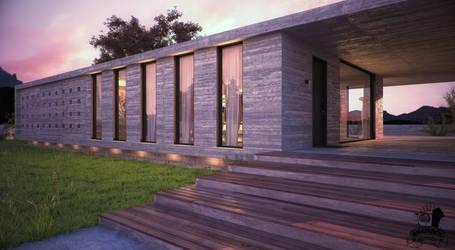 Open Box Villa