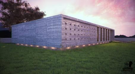 Open Box Villa..