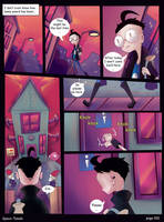 [My Tallest] Page 01 by Space-tanukis