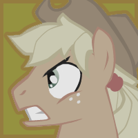 Applejack M Avatar DStyle1 by johnkapid