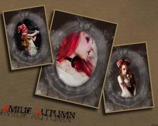 Emilie Autimn by k1ckfl1p