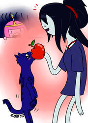You're my apple