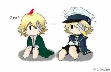 [Kuroshitsuji OC] Twins? by CrimWitch