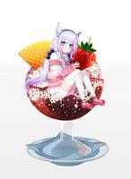 strawberry by SAVIKO