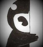 BATIM:  Smol Bendy is shy by NightBlueDreams4102