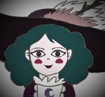 Eclipsa Butterfly The Queen of Darkness fanart by NightBlueDreams4102