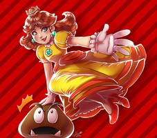 Here comes Daisy! by LC-Holy