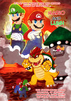 Super Mario Bros. Team Adventure 1-5 (EN) by LC-Holy
