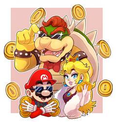 Nintendo money