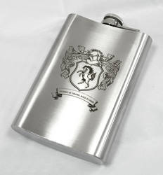 Trevelyan Flask by Katlinegrey