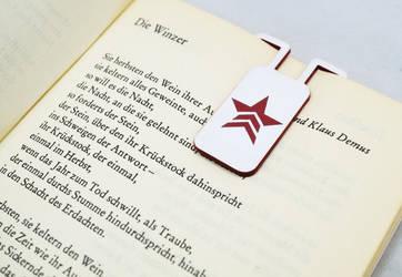 Bookmark 'Renegade' by Katlinegrey