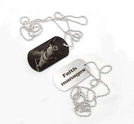 Babylon 5 dog tags