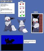 Eevee ref by Ash-Dragon-wolf