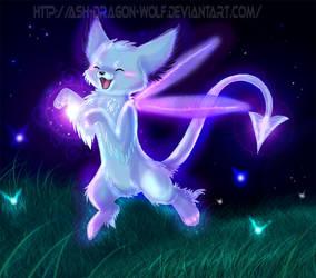 Fairy Field by Ash-Dragon-wolf