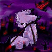 nightmare.. by Ash-Dragon-wolf
