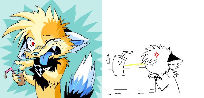 Heath Drink by Ash-Dragon-wolf