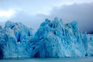 Glaciar O Higgins by jurelazo