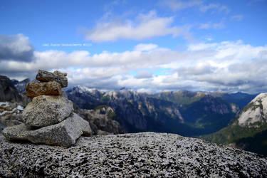 Sendero Cerro Arco Iris by jurelazo