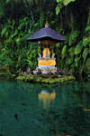 Balinese shrine by MrBlack-Magic