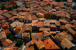 Roofs of Verona by MrBlack-Magic