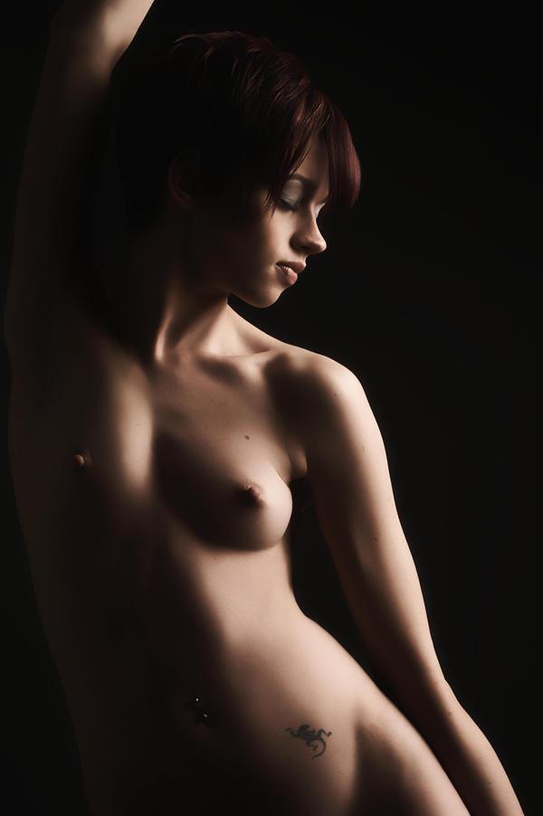 Allison Stokke Nude Showing Pussy