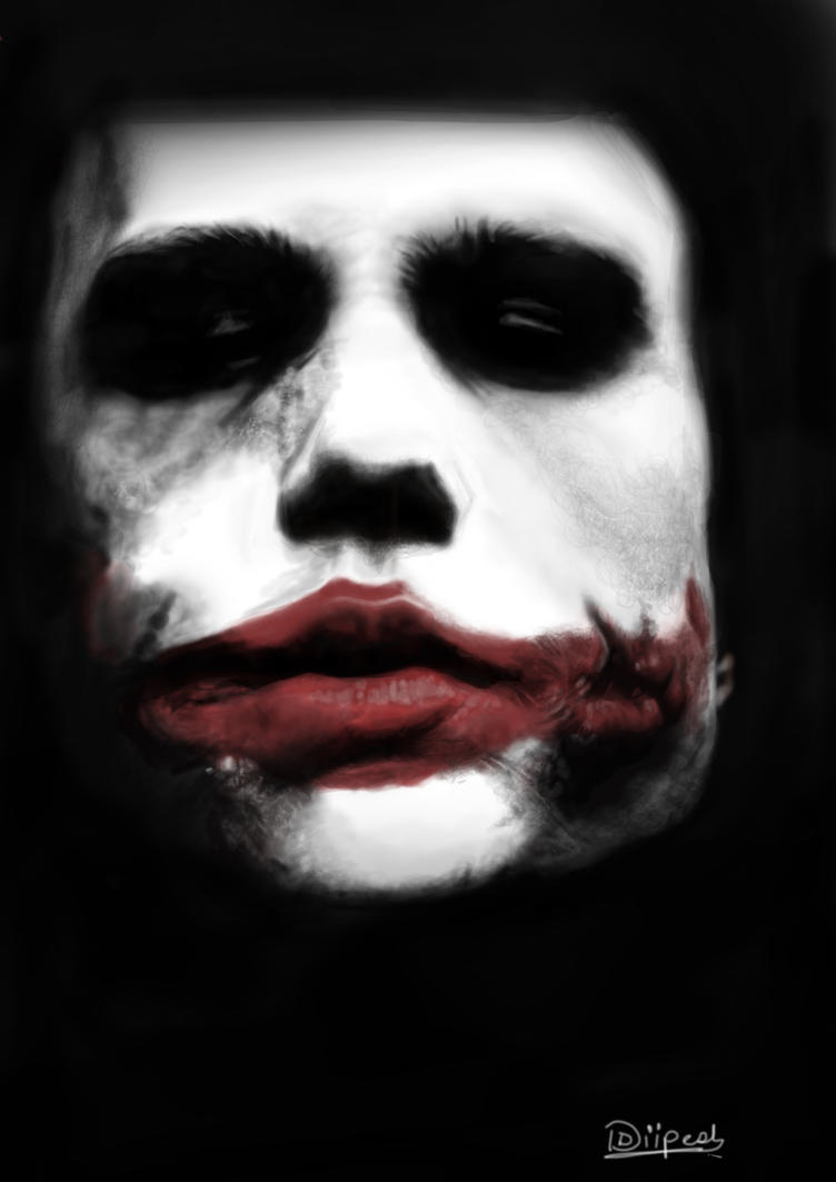joker by shadow-danielz