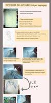 Traducc - Watercolour Tutorial by MadMetroid