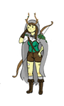 Lyra The Forest Witch