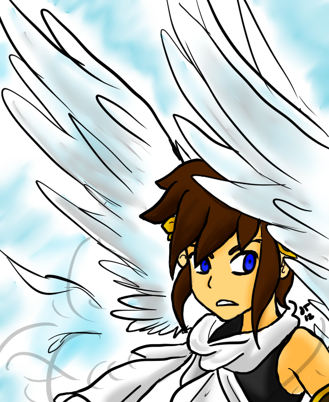 Kid Icarus Favourites By Seeker900 On DeviantArt