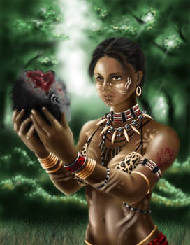 Request- RE5 Tribal Sheva