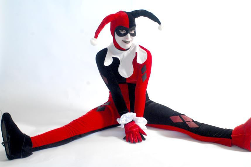 Harley Quinn 1 by Mistress-Zelda