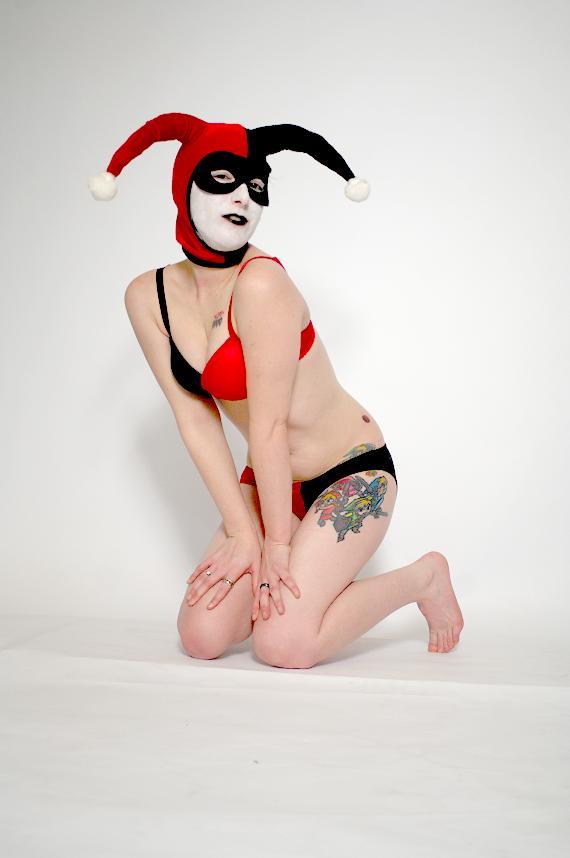 Harley Quinn 2 by Mistress-Zelda