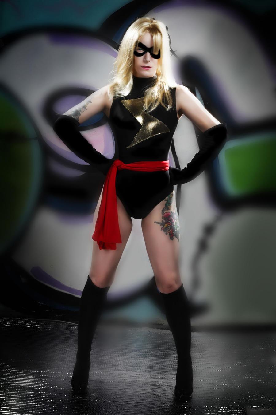 Ms. Marvel 1 by Mistress-Zelda
