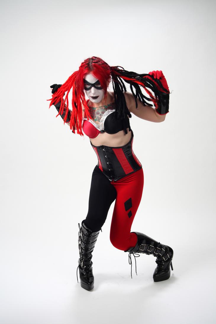 Gothic Harley 1 by Mistress-Zelda