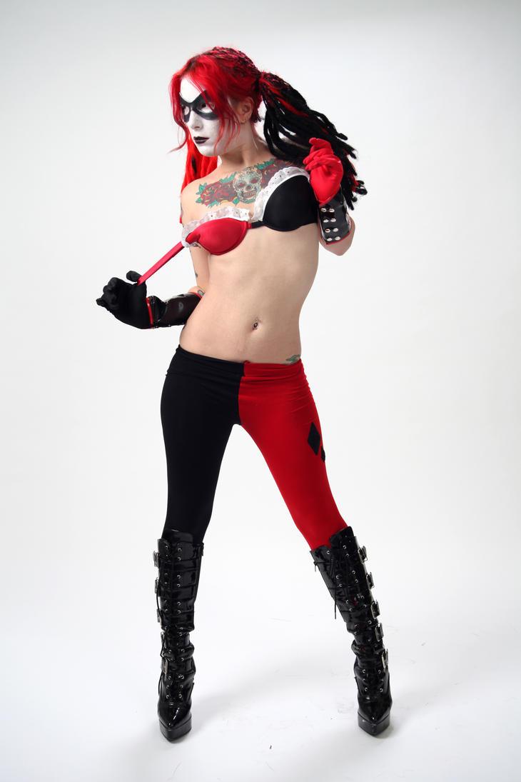 Gothic Harley 3 by Mistress-Zelda