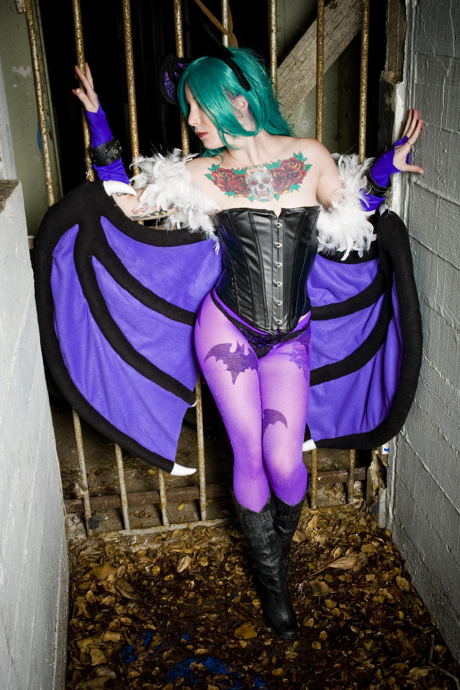 Morrigan 1 by Mistress-Zelda
