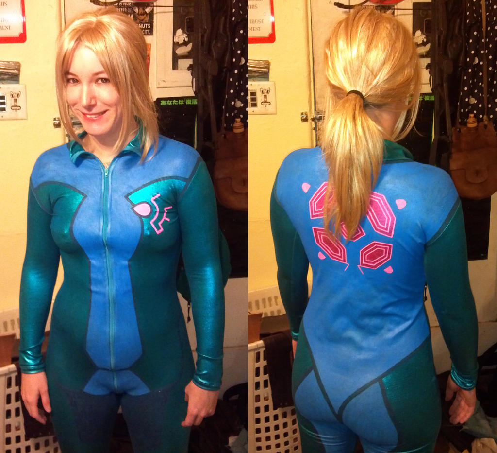 Samus Cosplay Progress by Mistress-Zelda