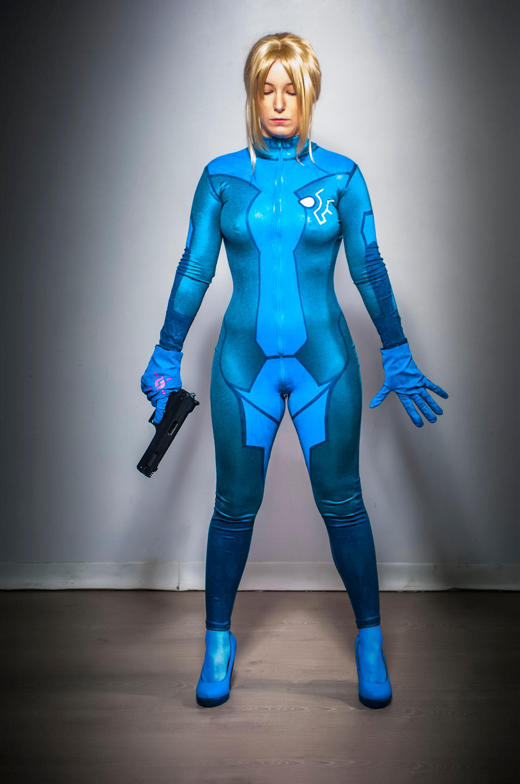 Samus Cosplay 4 by Mistress-Zelda