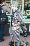 Beetlejuice Comic Con 2013