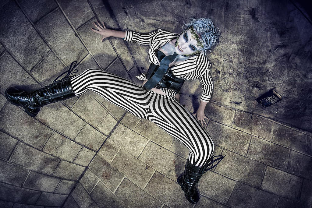 Beetlejuice Cosplay 2 by Mistress-Zelda