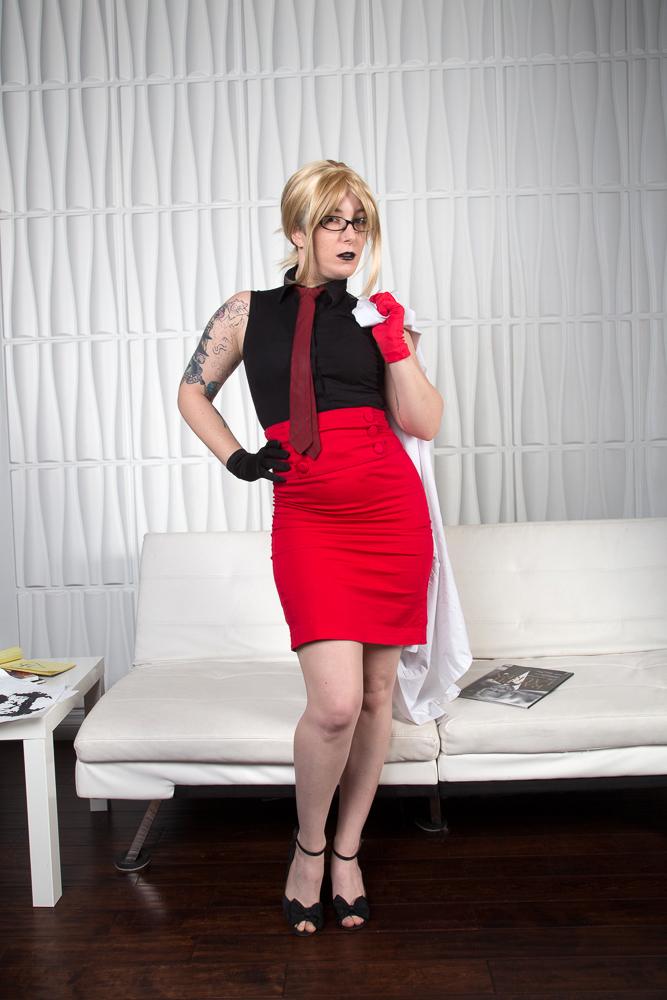 Dr Harleen 2 by Mistress-Zelda
