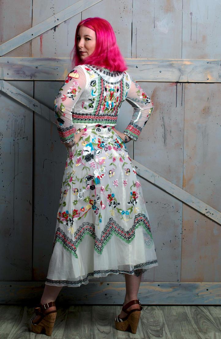 Flower Dress 1 by Mistress-Zelda
